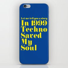 A Story iPhone & iPod Skin