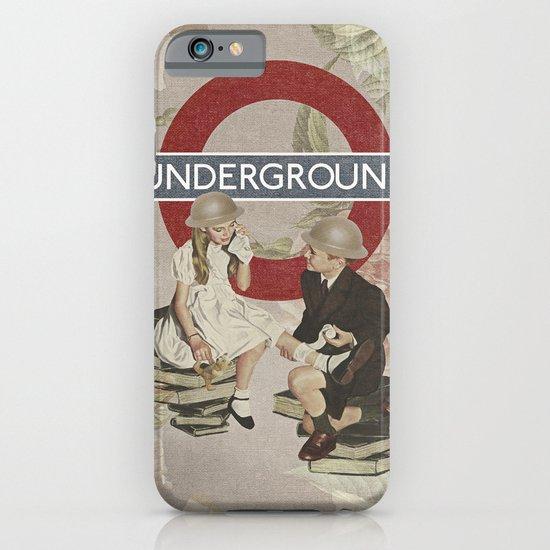 The Underground iPhone & iPod Case