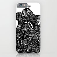 iPhone & iPod Case featuring oogie by Nur Simsek
