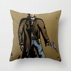 Childe Roland Throw Pillow