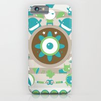 character collage iPhone 6 Slim Case