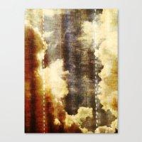 The Dutch Clouds 36 Canvas Print