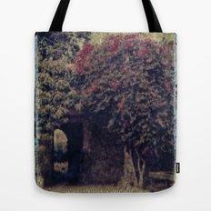 Mission Bougainvillea Tote Bag
