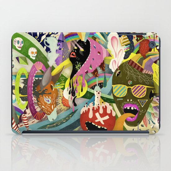 The Circus #01 iPad Case