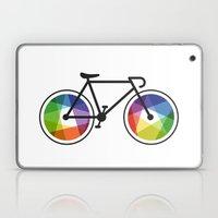 Geometric Bicycle Laptop & iPad Skin