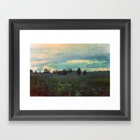 Dream a While Framed Art Print