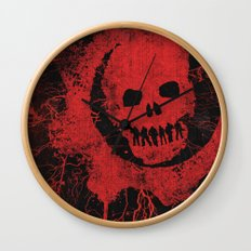 Gears Of War Wall Clock