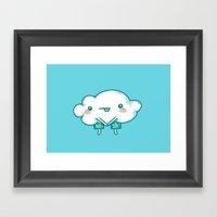 Thunderpants Framed Art Print
