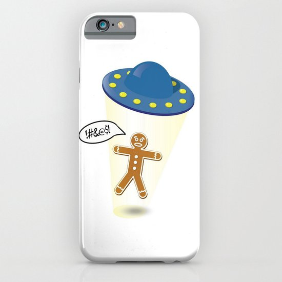 A Christmas Kidnapping iPhone & iPod Case