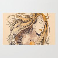 Sleeping Beauty Rug