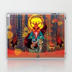 Bamboo Whistle Laptop & iPad Skin
