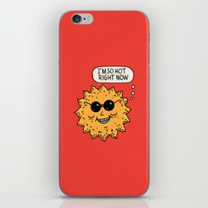 Hot Sun iPhone & iPod Skin