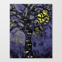 the Vison Tree Canvas Print