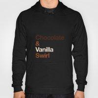 Chocolate & Vanilla Swir… Hoody
