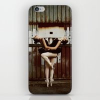 Never Miss a Chance to Dance iPhone & iPod Skin