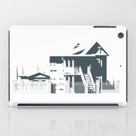 iPad Case featuring The House Is Innocent 02 by Timothy J. Reynolds