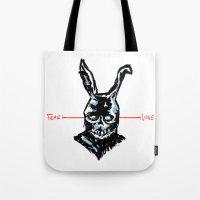 Donnie Darko: FEAR • FRANK • LOVE Tote Bag