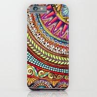 Pattern Fun iPhone 6 Slim Case