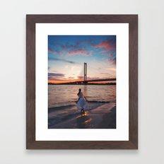 Allusia  Framed Art Print