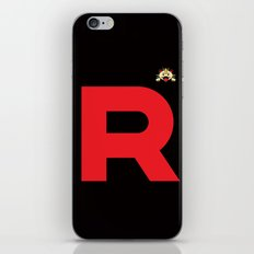 A Rocket In My Pocket iPhone & iPod Skin