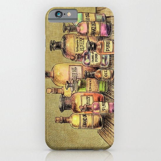 Snake Oil iPhone & iPod Case