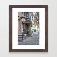 Bethlehem, PA 2 Framed Art Print