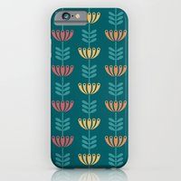 iPhone & iPod Case featuring Honeysuckle [flowers] by Veronica Galbraith