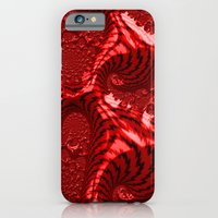 Red For Danger iPhone 6 Slim Case