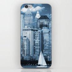 Manhattan (New York, NY, USA) iPhone & iPod Skin