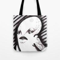 Mrs. Thing Tote Bag
