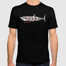 Sushi Mako Mens Fitted Tee Black SMALL
