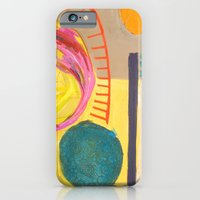 iPhone & iPod Case featuring Like the Lion by Becca Garrison