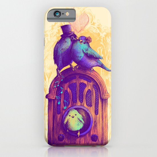 LISTEN TO THE SONG iPhone & iPod Case