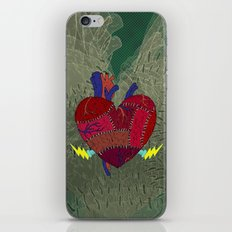 Heartenstein iPhone & iPod Skin