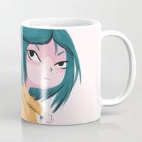 Twitchy, Witchy Girl Mug