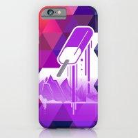 Grape Popsicle iPhone 6 Slim Case