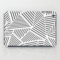 Ab Linear Zoom W iPad Case