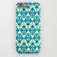 Doctor Who: Cybermen Pat… iPhone 6 Slim Case