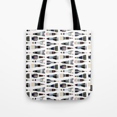 Wide Open Space Rockets Tote Bag