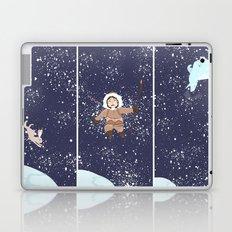 Hare, Bear & Manu  Laptop & iPad Skin