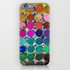 WaterColors iPhone 6 Slim Case