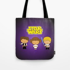 Star Wars Trio Tote Bag