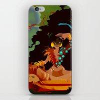 Calypso The Voodoo Pries… iPhone & iPod Skin