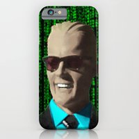iPhone & iPod Case featuring max meets matrix by mauro mondin