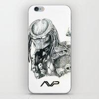 Predator. iPhone & iPod Skin