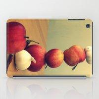 Balanced Diet iPad Case