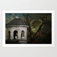 The Bell Tower Art Print