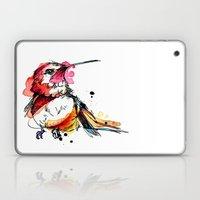 Crimson Hummer Laptop & iPad Skin