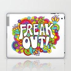 Freak Out! Laptop & iPad Skin