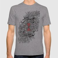 10 of Diamonds Mens Fitted Tee Athletic Grey SMALL
